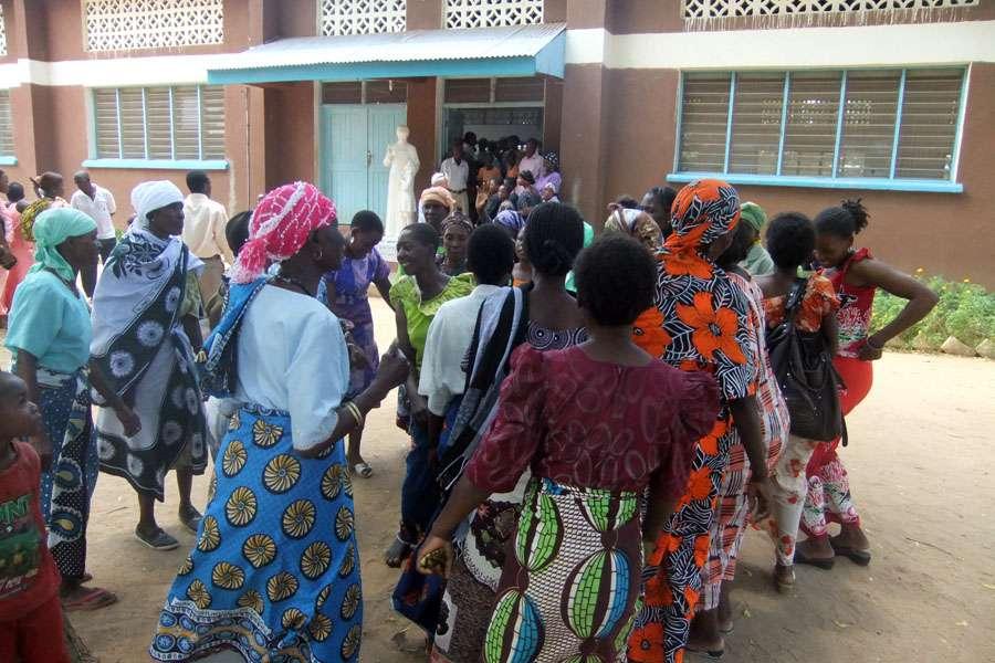 Prevencija zaraznih bolesti u Tanzaniji